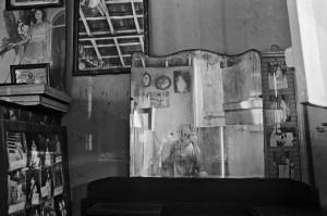 Autorretrato foto Azevedo,  1990