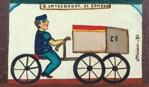 Miriam, O-entregador-de-compras